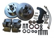 1950 - 1956 CADILLAC FRONT DISC BRAKE CONVERSION KIT